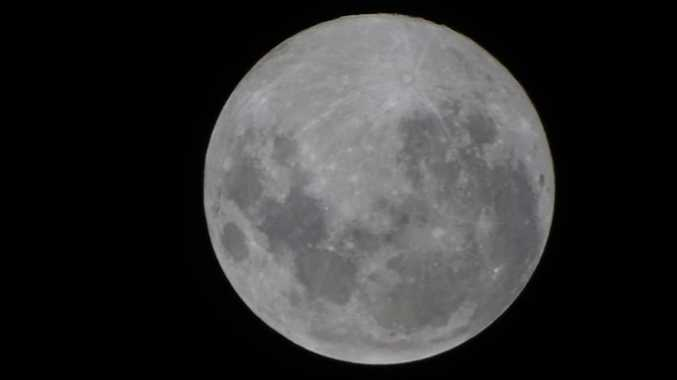 Why tonight's 'Super Pink Moon' won't actually be pink